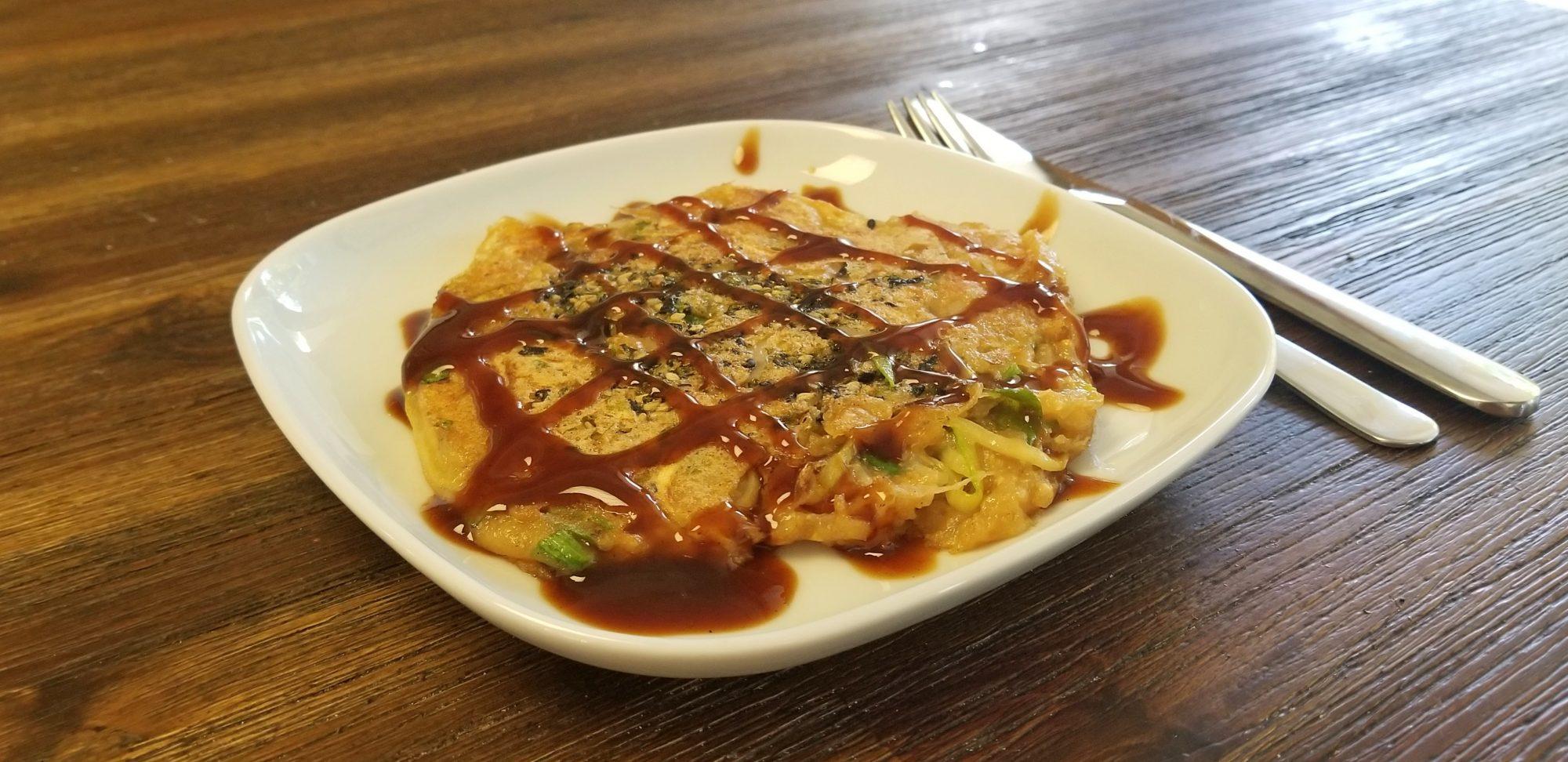 Osaka Style Okinomiyaki