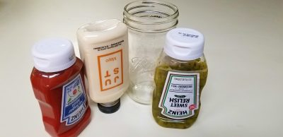 Vegan Thousand Island Dressing Ingredients
