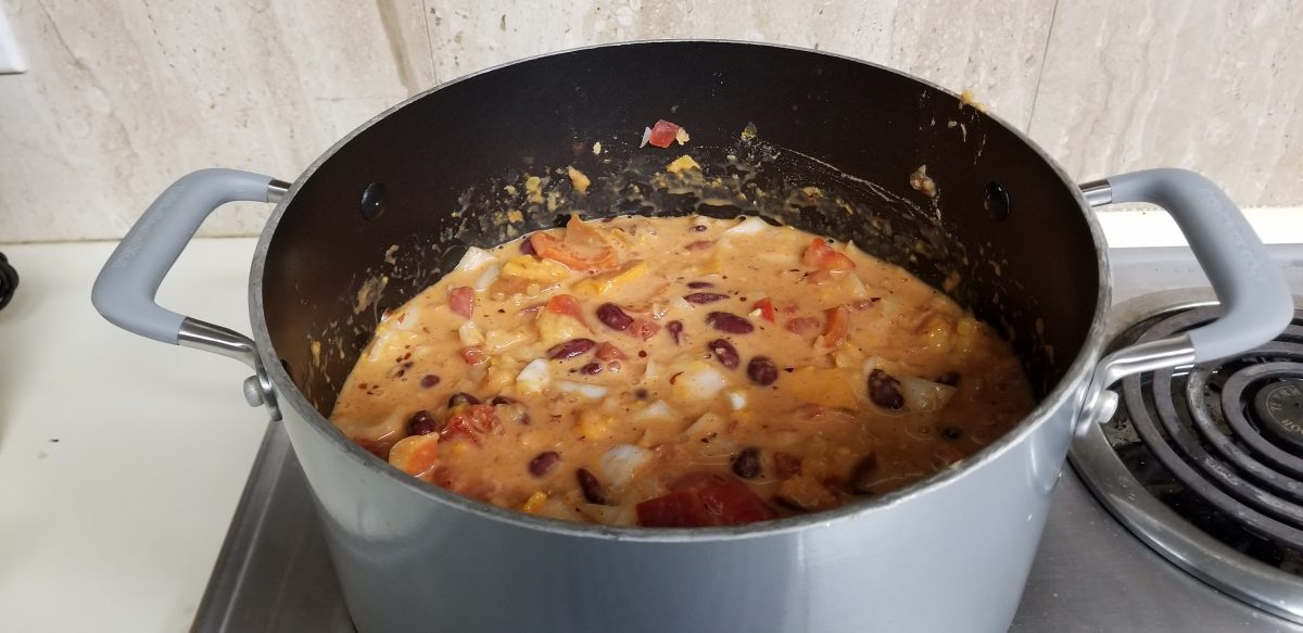 wet vegan thai red chili