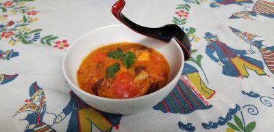 unprocessed cover photo for vegan thai red chili