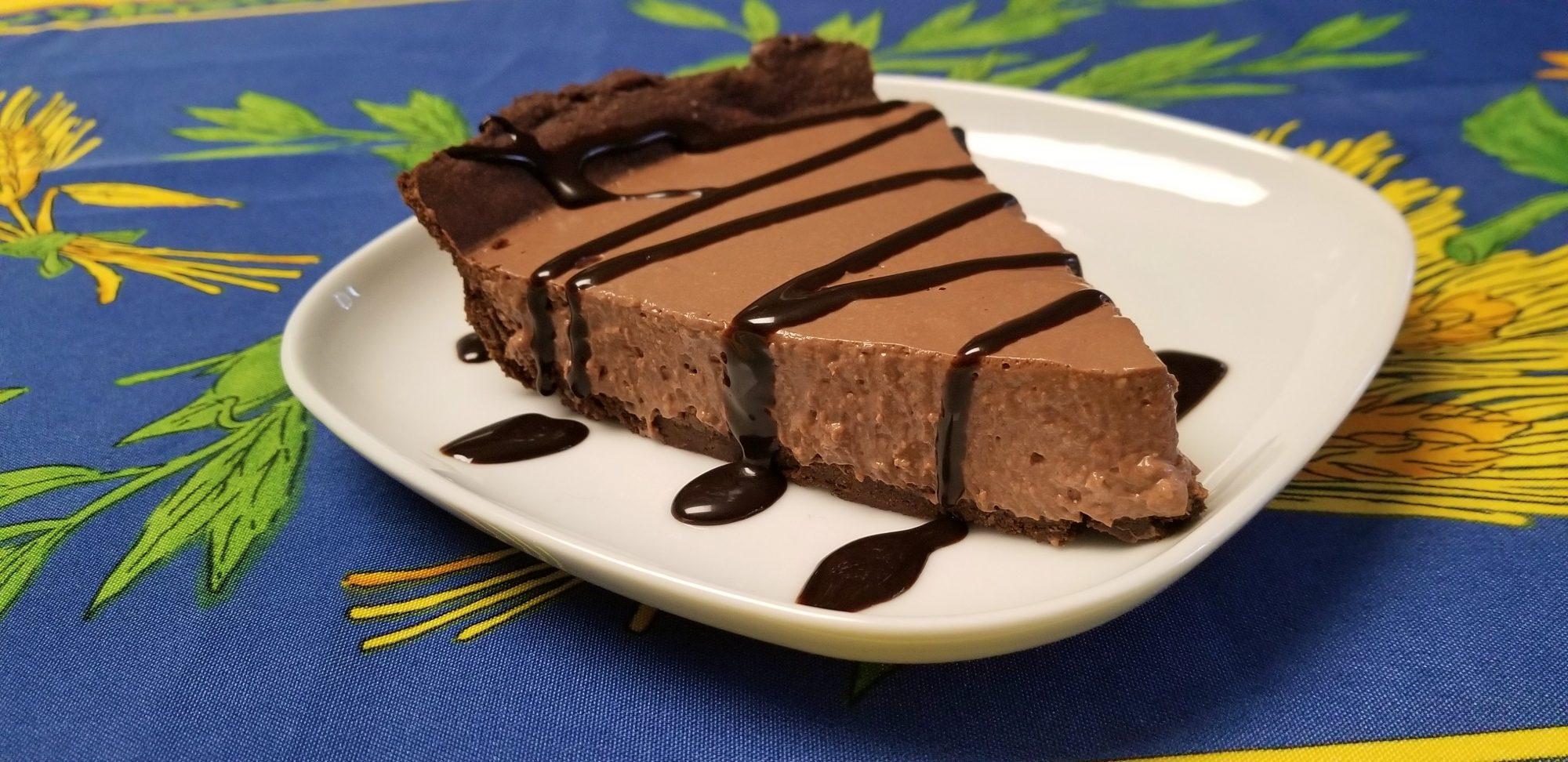 Delicious Vegan Chocolate Cheesecake Recipe